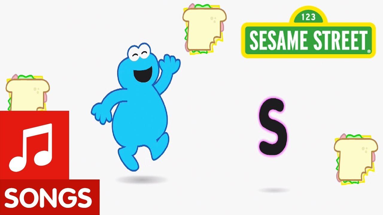 Sesame Street: Cookie Monster S Sandwich Song