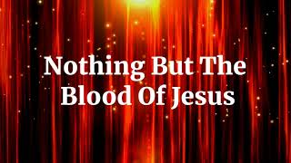 Nothing But The Blood - shai linne (Lyric Video)