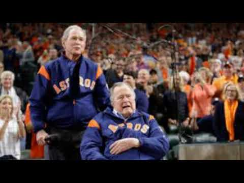 George Bush Sr calls Trump a  blowhard  and voted for Clinton