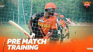 📽️ Pre match training | RR v SRH | IPL 2021 | SRH