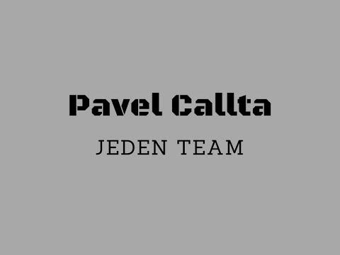 Pavel Callta - Jeden Team/text