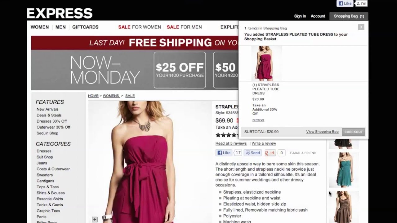 Express Coupon Code - How to use Promo Codes and Coupons for Express ...