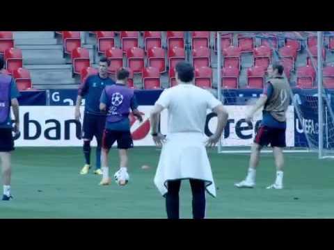 Atletico Madrid, UFFICIALE Mandzukic