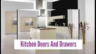 Beautiful Kitchen Doors And Drawers