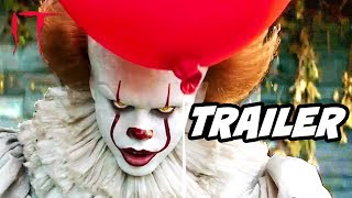 It Chapter 2 Trailer Easter Eggs and Things You Missed Breakdown - Comic Con 2019
