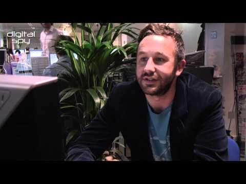 A Twitter chat with Chris O'Dowd
