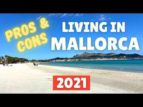 Living in Mallorca - The Pros & Cons, (Majorca,  Spain), 2021