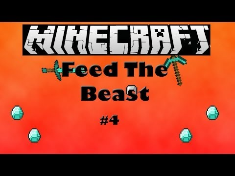 Minecraft FTB Episode 4