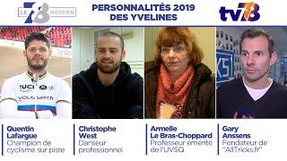 7/8 Dossier. les personnalités de l'année 2019