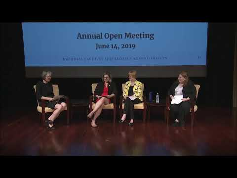Office of Government Information Services (OGIS) Annual Open Meeting
