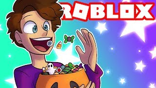 Roblox: Halloween Night Trick Or Treat