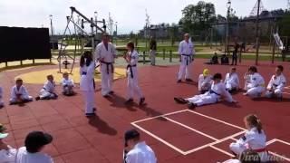 Sekai Trening Karate Magiczny Park