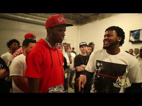 KOTD - Rap Battle - Sol vs Padlocc | #PY