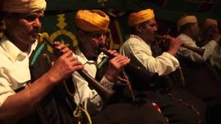 The Master Musicians of Joujouka Festival 2013 (Boujeloud ghiata)