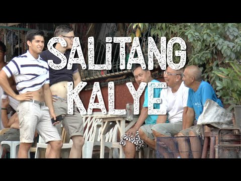Foreigners Speak Salitang Kalye part 1 (The Art of Tagalog)