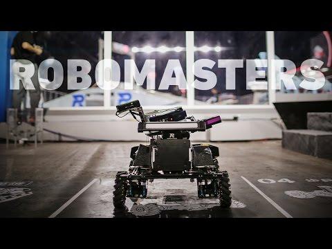 RoboMasters 2016: inside DJI's robot deathmatch
