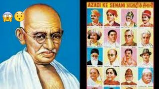 Top 10 famous freedom fighter of india.