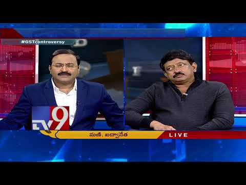 AIDWA Mani || I do not accept RGV's apology || GST controversy - TV9 Now