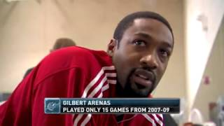 NBA FIT - GILBERT ARENAS SUMMER WORKOUT WITH TIM GROVER