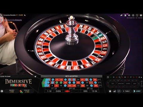 Immersive Roulette Big Bets Jackpot Zero?