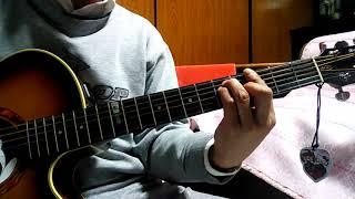 『願い / #奥華子 』(2番のみ)ギター弾き語りカバー