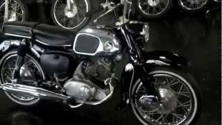 1965 Honda Dream 150 CA95 For Sale / Walk Around - Honda of Chattanooga Vintage Honda Motorcycles