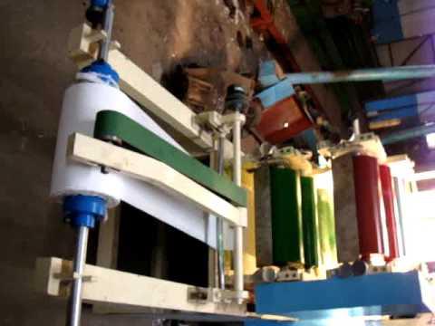 Салфеточный станок с печатью