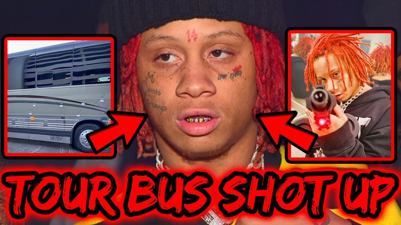 TRIPPIE REDD TOUR BUS SHOOTING, WHO ARE HIS OPPS?