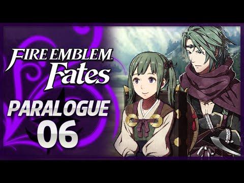 Fire Emblem Fates: Conquest - Paralogue 6 - Herbal Remedy