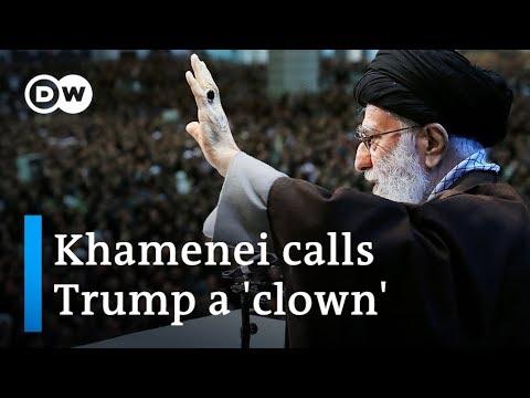 Iran's Ayatollah Khamenei blasts US in rare Friday sermon   DW News