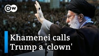 Iran's Ayatollah Khamenei blasts US in rare Friday sermon | DW News