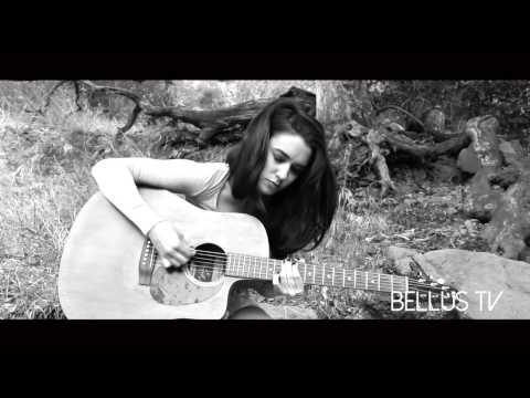 "Meg Myers ""Desire"" Acoustic in the Woods"
