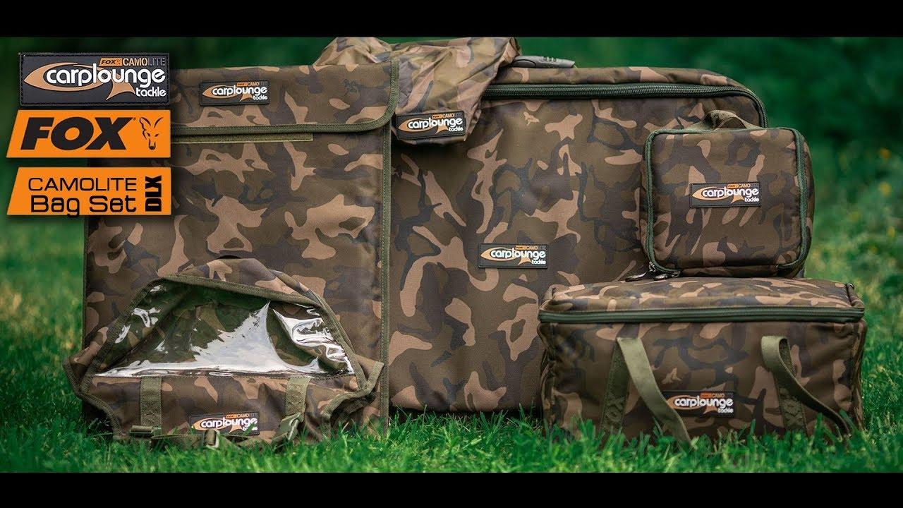Fox Camolite RT4 Bag Set deluxe
