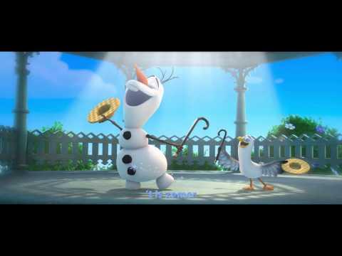 Frozen Sing-A-Long | Zomer | Disney Dutch (NL) Official Clip HD