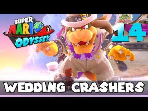 [14] Wedding Crashers (Let's Play Super Mario Odyssey w/ GaLm)