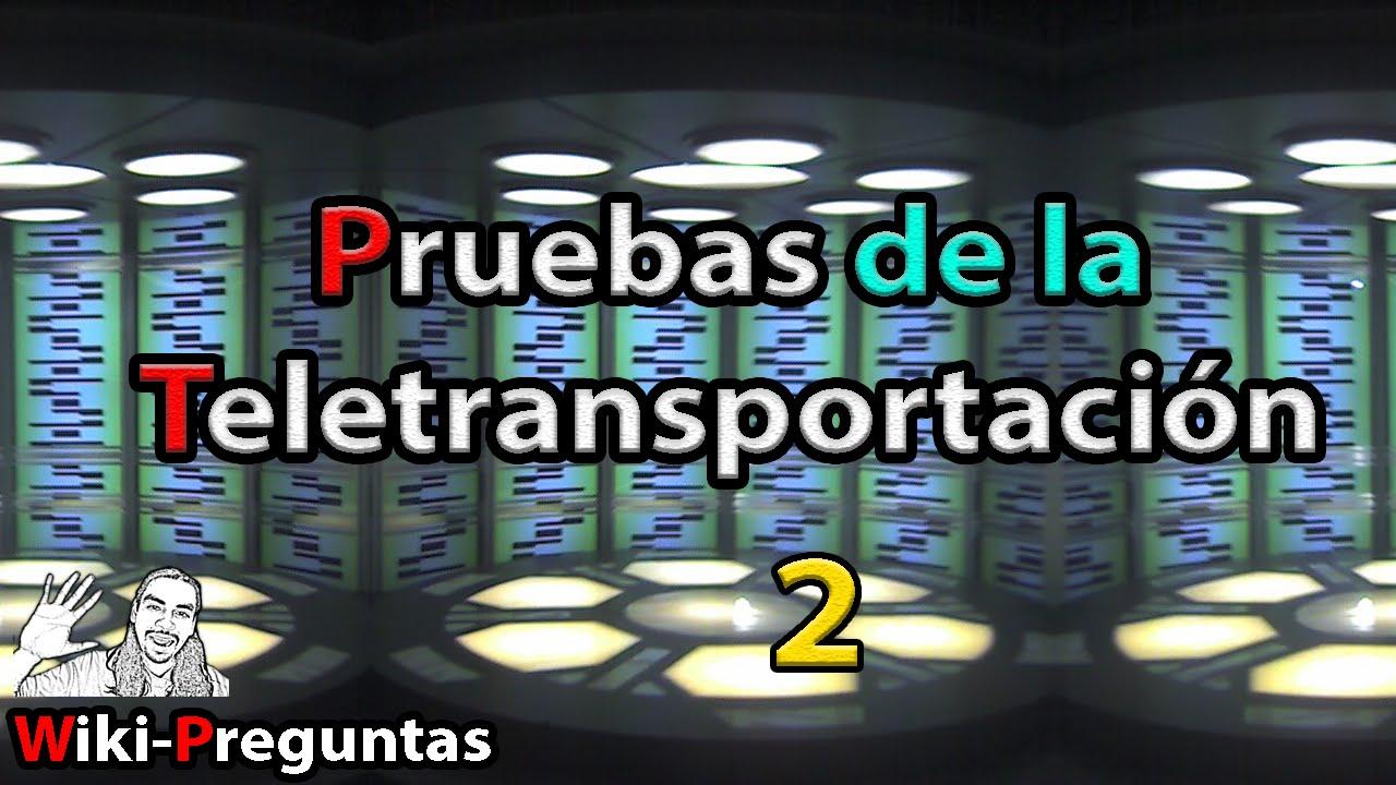 La Teletransportación es Real | WikiPreguntas 2