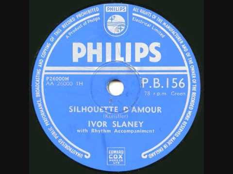 Ivor Slaney - Silhouette d'amour