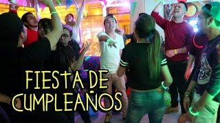 Mi Fiesta Sorpresa de Cumpleaños y Regalos Que Me Dieron y Rompemos una Piñata - VLOG #38