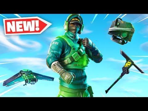 🔴 *NEW* REFLEX SKIN Bundle + Giveaways - Fortnite Battle Royale