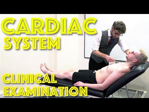 The Cardiac Examination