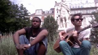Lovin Guaranteed - EPHEMERALS (acoustic french version in Golden Square, Soho)
