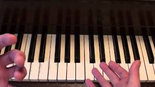 Everything I Am - Kanye West (Piano Lesson by Matt McCloskey)