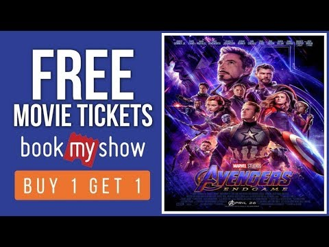 BookMyShow Offers: How to Book Free Movie Tickets on BookMyShow 2019 Mp3