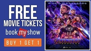 BookMyShow Offers - How to get Free Movie Tickets on Bookmyshow 2018