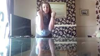 Copy of On of my dance moves