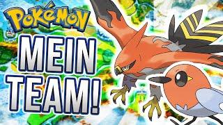 Meine 6 Pokemon iṁ Team in Pokemon X und Y!