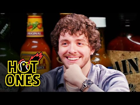 Jack Harlow Returns to the Studio to Eat Spicy Wings | Hot Ones