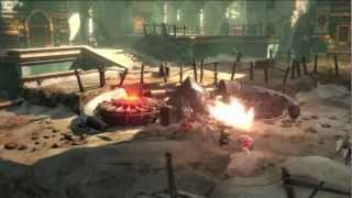 Studio 12 News PlayStation Preview - God of War Ascension/PS All-Stars