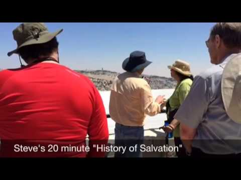 Day 7: Mount Zion and Mount of Olives