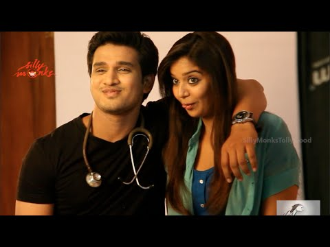 Karthikeya Movie Making - Nikhil Siddarth, Swathi